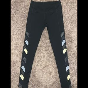Victoria's Secret Knockout Mesh Legging